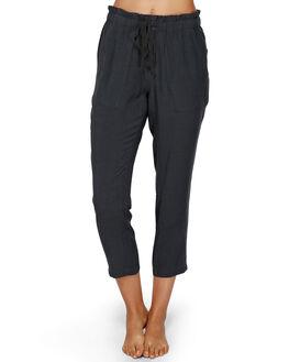 BLACK SANDS WOMENS CLOTHING BILLABONG PANTS - BB-6591404-BSD
