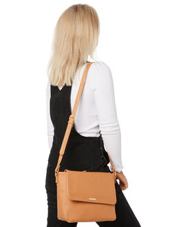 TAN WOMENS ACCESSORIES RUSTY BAGS + BACKPACKS - BFL1037TAN