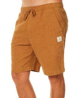 CAMEL MENS CLOTHING RUSTY SHORTS - WKM0888CAM