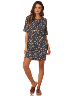 POLKA DOT POSY WOMENS CLOTHING ALL ABOUT EVE DRESSES - 6433038PRNT