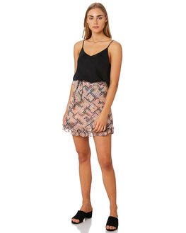 PILAT WOMENS CLOTHING STEVIE MAY SKIRTS - SL190714SKPIL