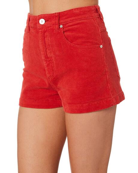 CHERRY WOMENS CLOTHING A.BRAND SHORTS - 71397-2873