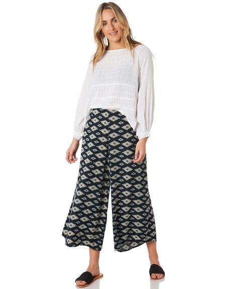 NAVY GEO WOMENS CLOTHING O'NEILL PANTS - FA8409012NGO