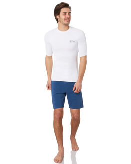 WHITE OUTLET BOARDSPORTS HURLEY RASHVESTS - AV0776100