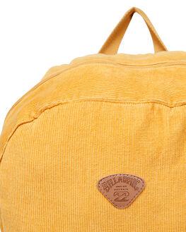 HONEY GOLD WOMENS ACCESSORIES BILLABONG BAGS + BACKPACKS - BB-6691006-HOG