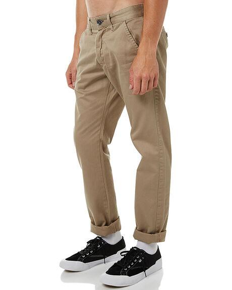 KHAKI MENS CLOTHING DR DENIM PANTS - 0630105-699
