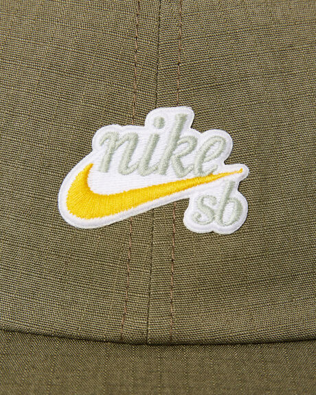 MEDIUM OLIVE MENS ACCESSORIES NIKE HEADWEAR - AV7884222