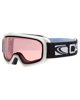 WHT PINK SNOW ACCESSORIES CARVE GOGGLES - 6121WHPNK