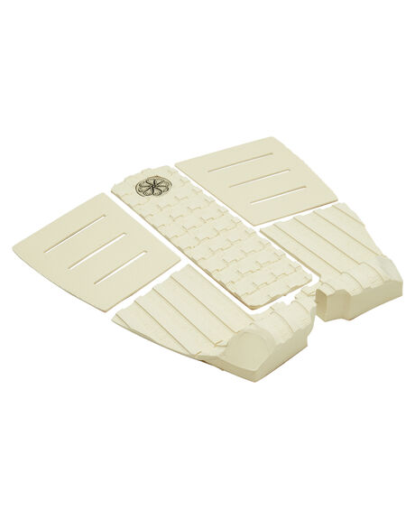 CREAM BOARDSPORTS SURF OCTOPUS TAILPADS - OCTO-DION-III-CRM