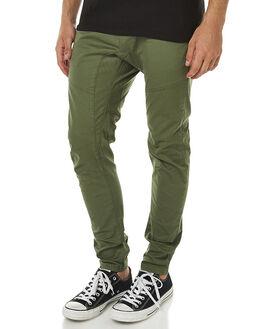 KHAKI MENS CLOTHING NENA AND PASADENA PANTS - NPMAP001KHAK