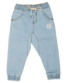 90S BLUE KIDS TODDLER BOYS RUSTY PANTS - PAR0197NTB