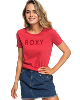 AMERICAN BEAUTY WOMENS CLOTHING ROXY TEES - ERJZT04512-RPY0