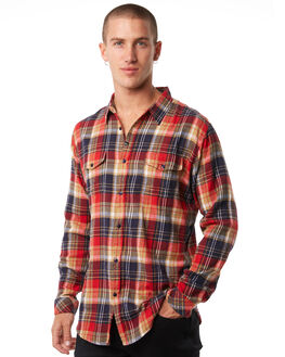 RED OUTLET MENS IMPERIAL MOTION SHIRTS - 201704008050RED