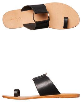 BLACK WOMENS FOOTWEAR URGE FASHION SANDALS - URG17031BLK