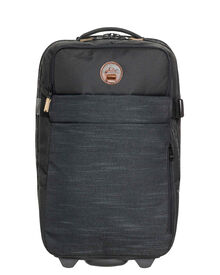 8a40ac7a916 Quiksilver New Horizon Wheeled Cabin Travel Bag - Stranger Black ...