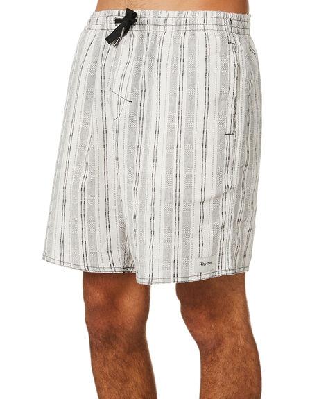 NATURAL MENS CLOTHING RHYTHM SHORTS - JAN19M-JM04-NAT
