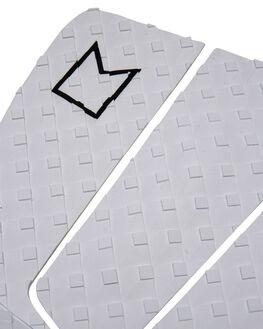 WHITENESS BOARDSPORTS SURF MODOM TAILPADS - 2020TRCS3WHT