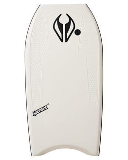 WHITE RED BOARDSPORTS SURF NMD BODYBOARDS BODYBOARDS - NMDMATRIXWHIRD