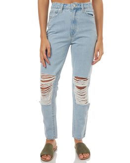 LADY MARMELADE WOMENS CLOTHING A.BRAND JEANS - 70924-3088