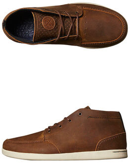 BROWN MENS FOOTWEAR REEF SNEAKERS - 3422BRO