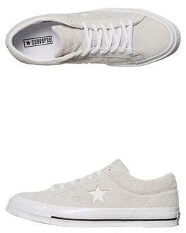 GREY WHITE WOMENS FOOTWEAR CONVERSE SNEAKERS - SS158368GRYW