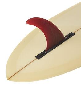 PASTEL YELLOW TINT BOARDSPORTS SURF MCTAVISH FUNBOARD - MVDIAMSEAYELL