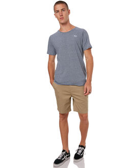 KHAKI MENS CLOTHING HURLEY SHORTS - AH5266235