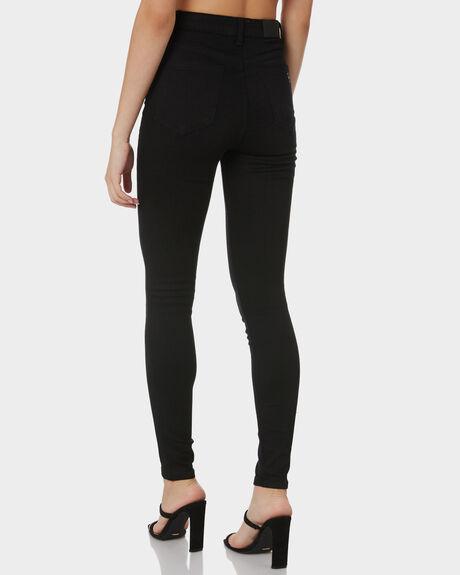 JET BLACK WOMENS CLOTHING INSIGHT JEANS - 1000059719JTBLK