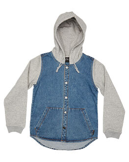 PACIFIC BLUE KIDS TODDLER BOYS RUSTY JACKETS - WSR0119PAC