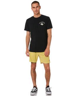 SUPER LEMON MENS CLOTHING DEUS EX MACHINA SHORTS - DMS92359LEM