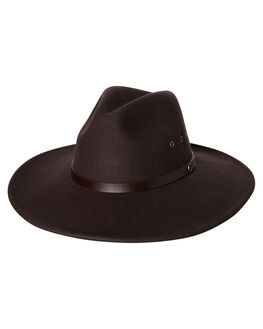 CHOCOLATE MENS ACCESSORIES FALLENBROKENSTREET HEADWEAR - 8502CHOC