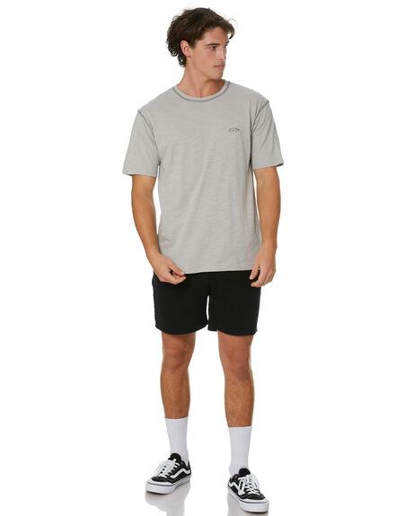 COOL GREY MENS CLOTHING RUSTY TEES - TTM2375COG