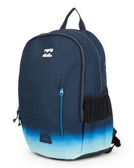 BLUE MENS ACCESSORIES BILLABONG BAGS + BACKPACKS - BB-9691005-BLU