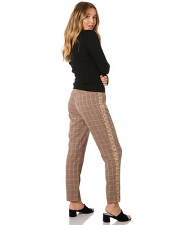 MULTI WOMENS CLOTHING TWIIN PANTS - IE19S2433MULTI