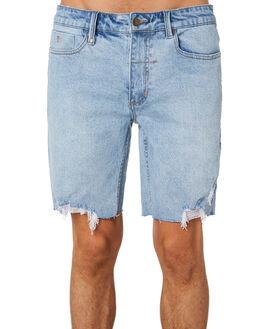 LIGHT THRIFT BLUE MENS CLOTHING THRILLS SHORTS - TDP-319LTBLTBLU