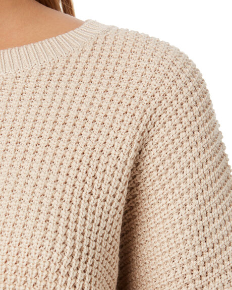 STONE WOMENS CLOTHING NUDE LUCY KNITS + CARDIGANS - NU23669STON