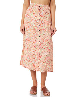 PEACH WOMENS CLOTHING THE HIDDEN WAY SKIRTS - H8201198PEACH