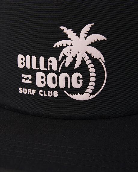 BLACK MENS ACCESSORIES BILLABONG HEADWEAR - 9607313BBLK