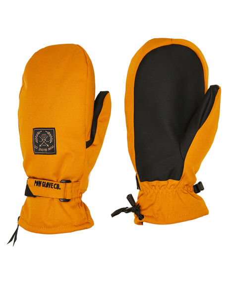 TOBACCO BOARDSPORTS SNOW POW GLOVES - XGM-A-S-HIP-TOTOB