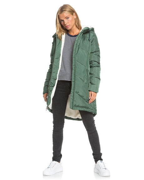 CILANTRO WOMENS CLOTHING ROXY JACKETS - ERJJK03390-GZG0