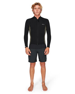 PIRATE BLACK BOARDSPORTS SURF RVCA MENS - RV-R382642-PTK