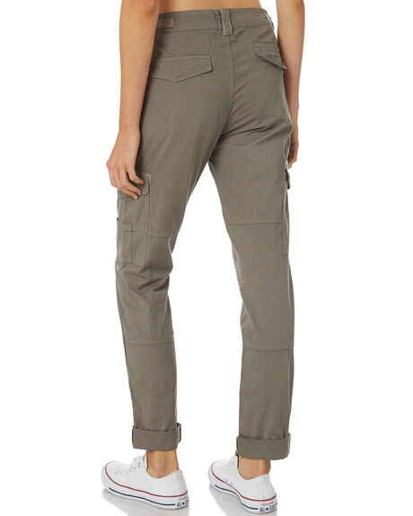 KHAKI WOMENS CLOTHING SWELL PANTS - S8184193KHAKI
