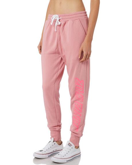 PEONY FADE WOMENS CLOTHING SANTA CRUZ PANTS - SC-WPC8672PEO