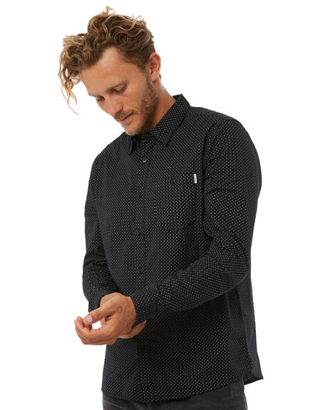 BLACK OUT MENS CLOTHING O'NEILL SHIRTS - 4511203BOUT