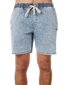 BLUE ACID MENS CLOTHING AFENDS BOARDSHORTS - 09-05-013BLUAC