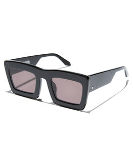 GLOSS BLACK MENS ACCESSORIES VALLEY SUNGLASSES - S0474GBLK