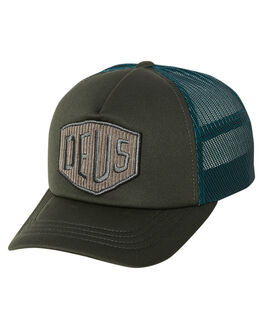 FOREST NIGHT MENS ACCESSORIES DEUS EX MACHINA HEADWEAR - DMA207536FNGHT