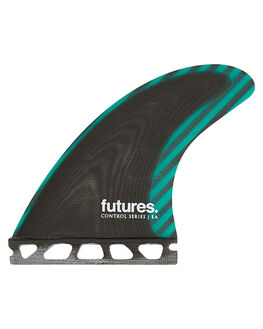 GREEN BOARDSPORTS SURF FUTURE FINS FINS - FEA-010209GRN