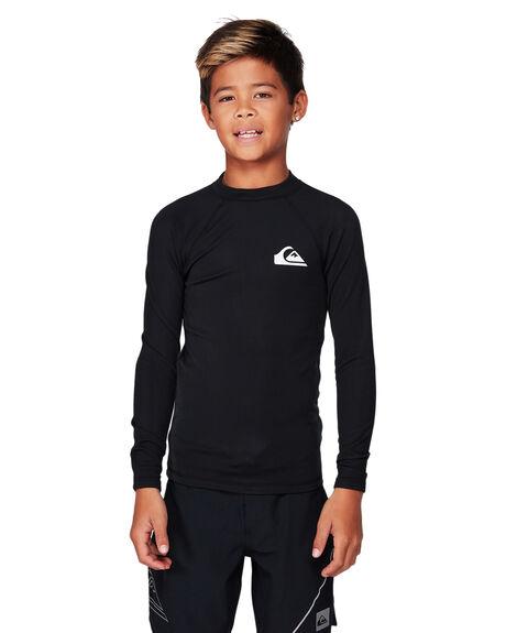 BLACK BOARDSPORTS SURF QUIKSILVER BOYS - EQBWR03108-KVJ0