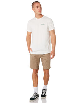 WHITE MENS CLOTHING PATAGONIA TEES - 38430WHI